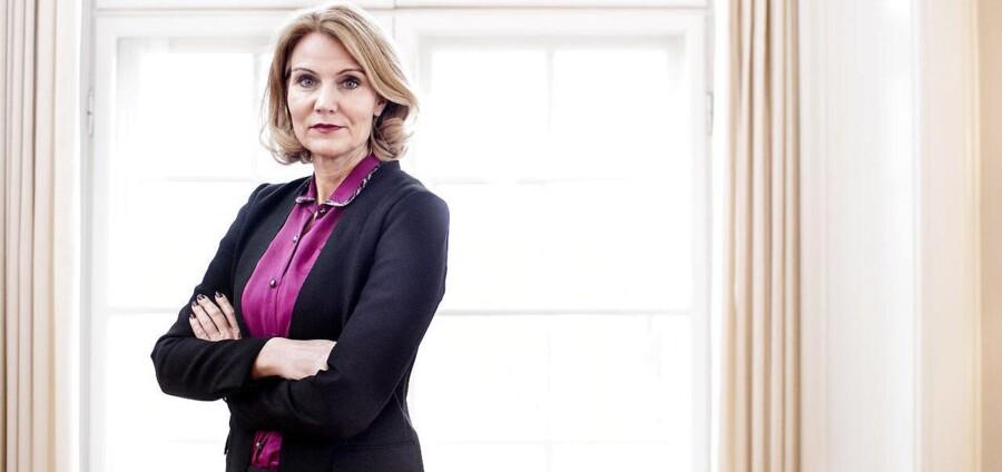 Arkivfoto. Statsminister Helle Thorning-Schmidt er tilfreds med de 10 år, hun har været formand for Socialdemokraterne, siger hun i et interview med Ugebrevet A4.