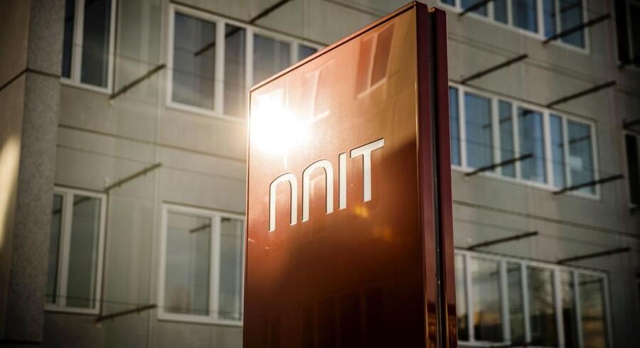 NNIT skal børsnoteres. Sted: NNIT A/S Østmarken 3A, 2860 Søborg.