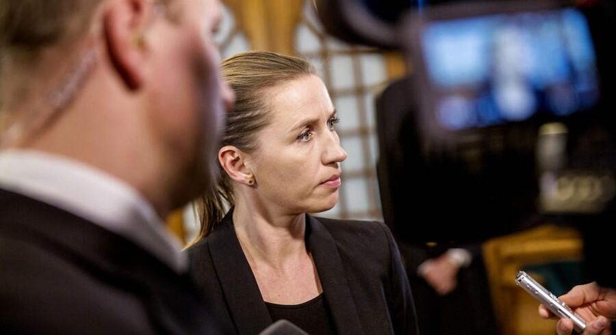 BT bringer i dag fortrolige oplysninger om en afgørelse om S-formand Mette Frederiksens beskatning.