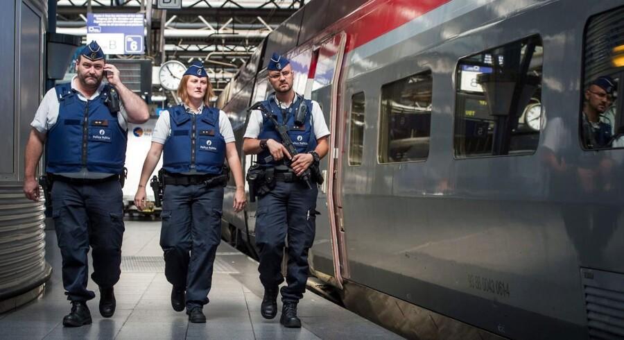 En række EU-lande kræver nu en samlet indsats mod tog-terror efter at amerikanske soldater tidligere på måneden overmandede en bevæbnet mand i et tog fra Amsterdam mod Paris.