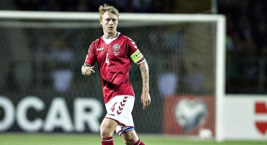 Simon Kjær savnede ikke selv retningslinjerne, da han begyndte på landsholdet.