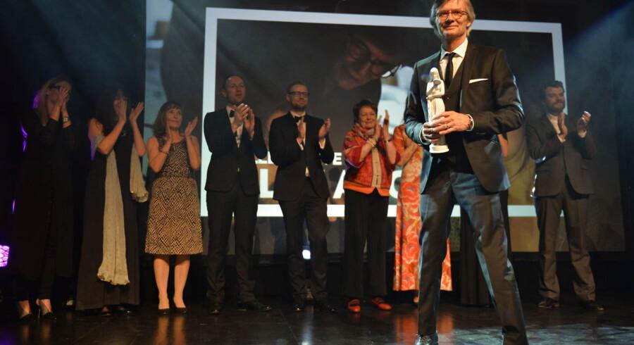 Bodilprisen 2015 på Bremen Teatret i København, lørdag den 28. februar 2015. Bodilprisen er kritikernes filmpris, som er blevet uddelt til danske og udenlandske film og filmfolk siden 1948.