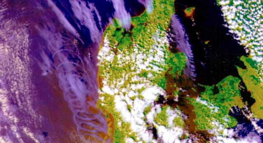 Endnu er der ikke opdaget nye, ukendte landområder i Danmark - men hvis de er der, bliver de måske opdaget på Google Earth.