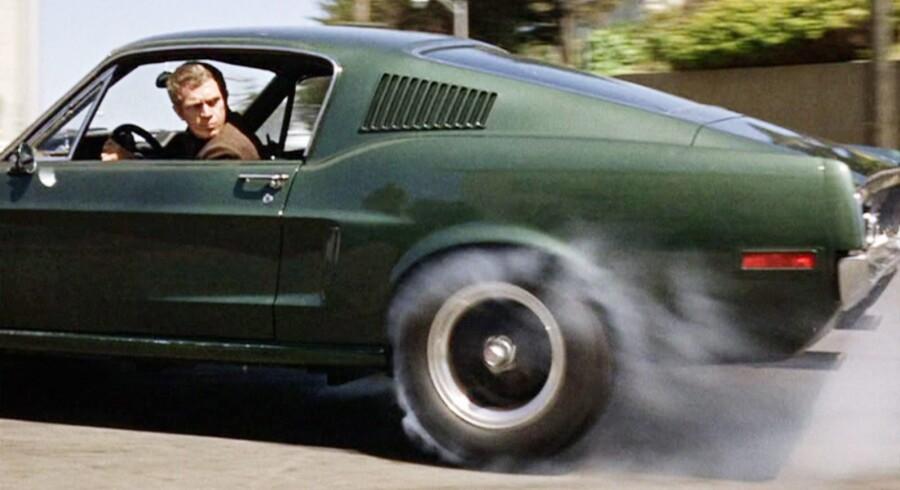 Steve McQueen - Bullit 1968.