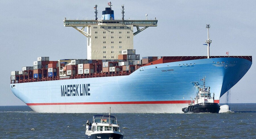 Containerforretningen er den største positive overraskelse i dagens Mærsk-regnskab.
