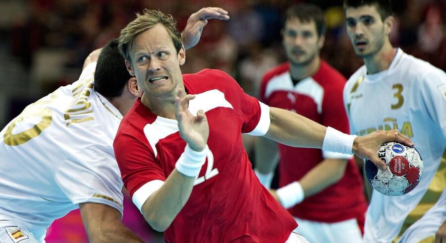 De danske håndboldherrer er havnet i indledende pulje med Spanien, Tjekkiet og Ungarn ved EM-slutrunden i Kroatien næste år.