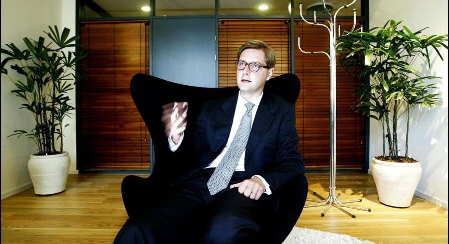 Finansmanden Christian Dyvig, som har fortid i Nordic Capital og Lundbeck, stod blandt andet af købet af Falck til Lundbeck Fondeni i 2011.