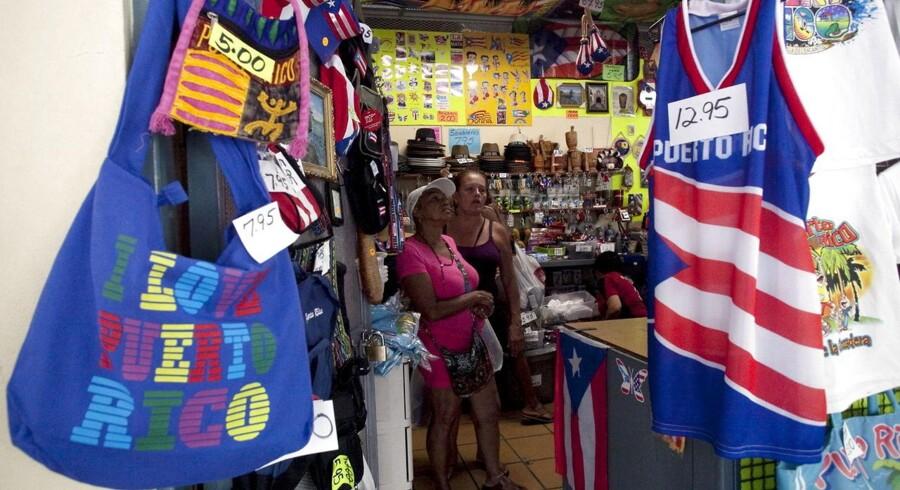 Kreditvurderingsinstituttet Moody's vurderer, at misligholdelsen er tegn på, at Puerto Rico simpelthen ikke har styr over den voksende udenlandsgæld.