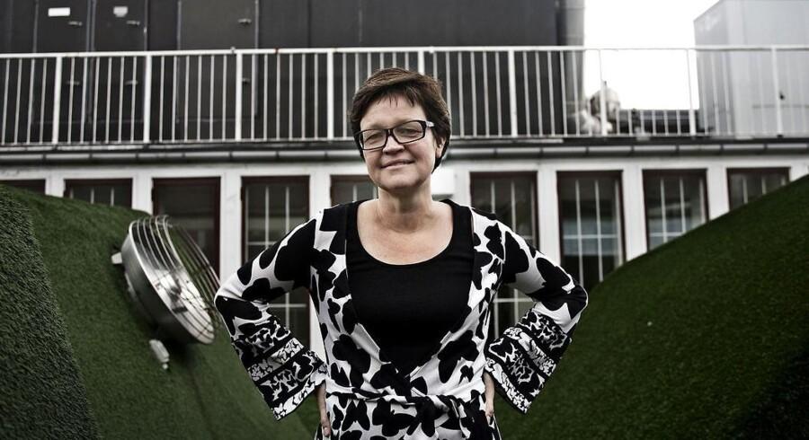 Adm. direktør Mette Kynne Frandsen, Henning Larsen Architects