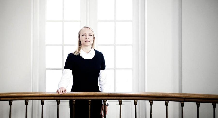 Christina Nielsen er ny CFO i DLG.