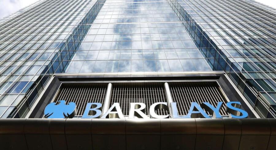 Den britiske storbank Barclays kan være på vej med nye nedskæringer.