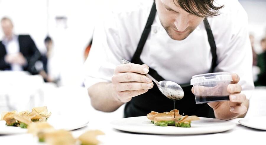 Rene Redzipi står i spidsen for Noma, der er blevet verdenskendt og hædret for sit nordisk inspirerede køkken.