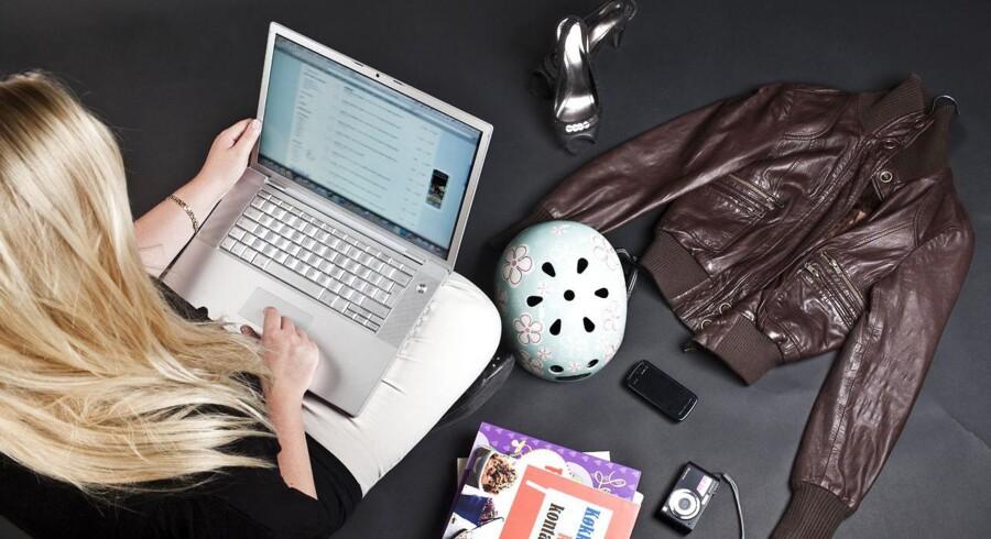Fremgangen hos dba.dk skyldes, at det både er blevet smart og nemt at handle brugt på nettet, og det ses især hos unge kvinder.