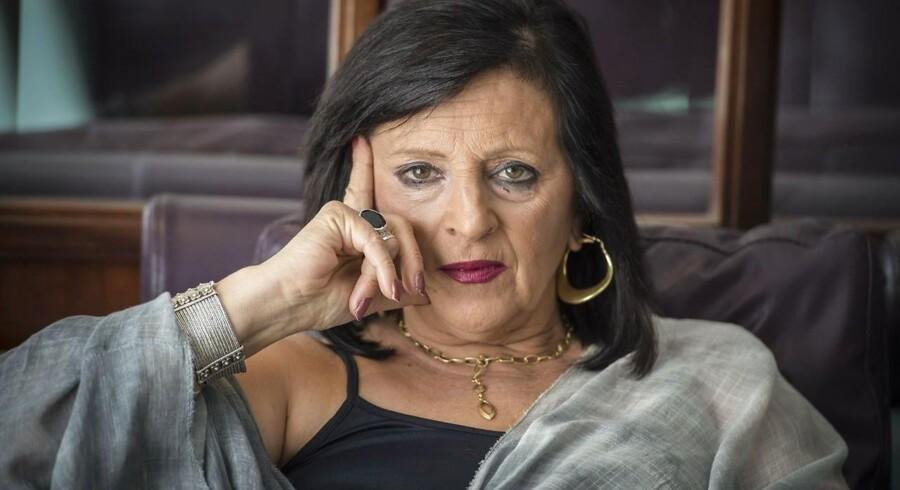 61-årige Maria Pilar Abel fra Catalonien hævdede, at hun var datter af den kendte maler