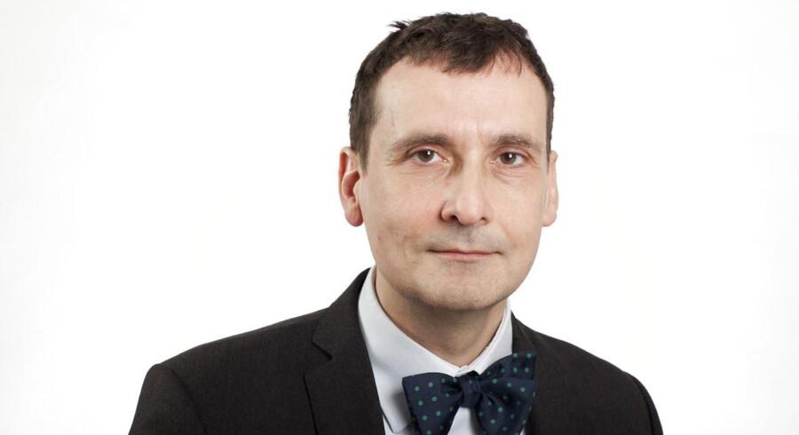 Berlingske-tillidsmand Uffe Gardel glæder sig over det belgiske opkøb af den danske aviskoncern.