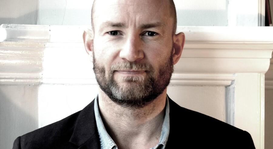 Thomas Winter Thøgersen har tidligere arbejdet for Saxo Bank og TDC Mobil - nu forsøger han sig på egen hånd som iværksætter og står blandt andet bag sitet 421shop.com