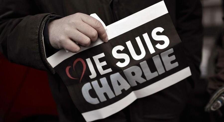 Det er ikke alle, der kan sige, at de »er Charlie«, efter attentatet i Paris.