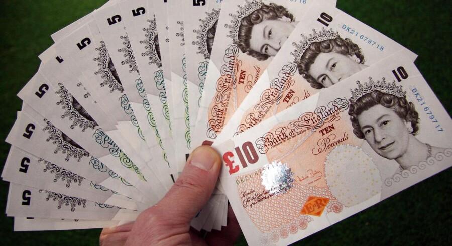 Den britiske banksektor har siden finanskrisens udbrud i 2008 udbetalt omkring 80 mia. pund i bonusser.