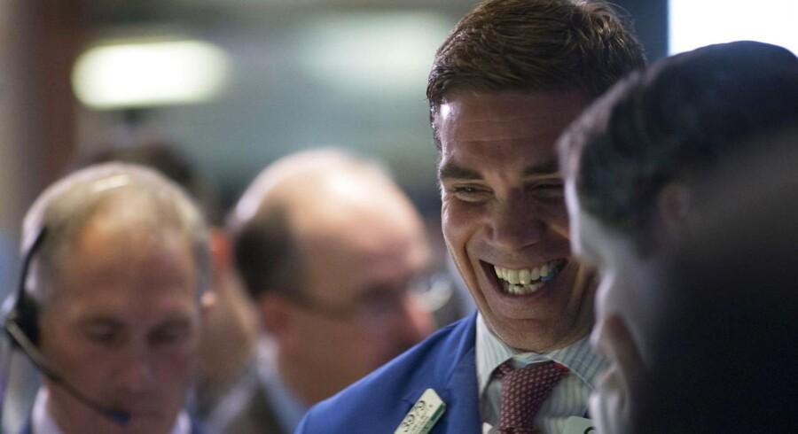 Børshandlerne har fået humøret tilbage, efter at Grækenland sent torsdag afleverede et reformforslag, der til forveksling ligner det, som eurogruppen fremsatte i slutningen af juni.