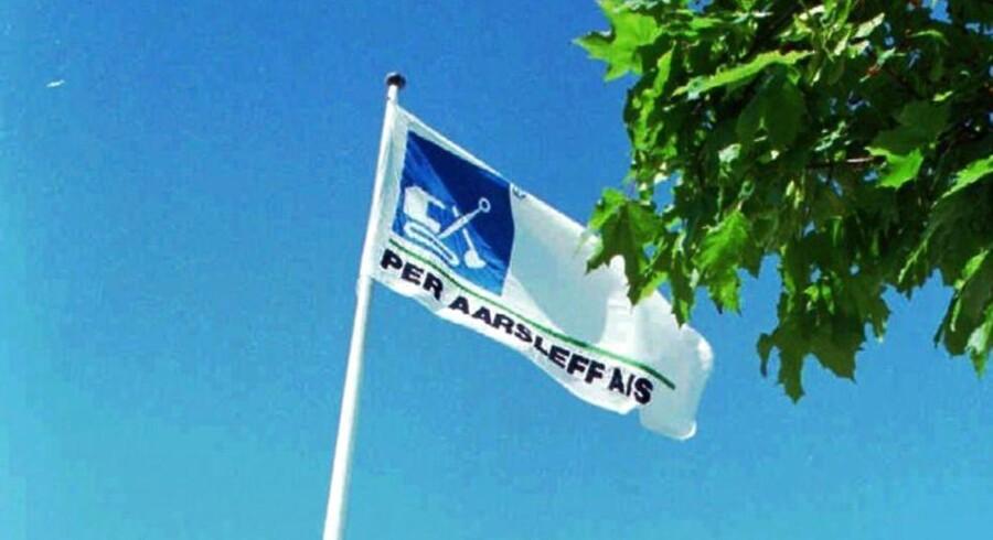 Entreprenørkoncernen Per Aarsleff har af Frederikshavn Havn fået tilsagn om, at havnen efter at have afholdt licitation med fire entreprenørfirmaer har til hensigt at indgå kontrakt med Per Aarsleff om udvidelse af havnen. Kontrakten ventes at have en samlet værdi på 500-600 mio. kr.