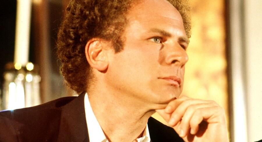 Art Garfunkel var mere at regne som en decideret sanger. At han havde en stemme, stod allerede klart for ham i fem-års alderen.