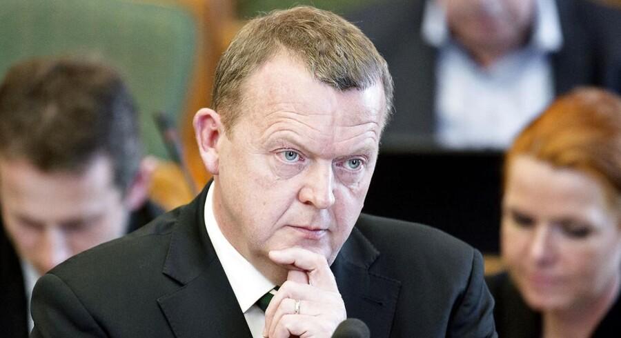 Lars Løkke Rasmussen vil afskaffe SU til hjemmeboende børn.