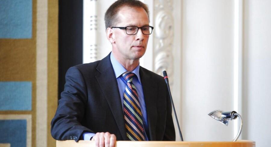 Adm. direktør Jens Klarskov, Dansk Erhverv.