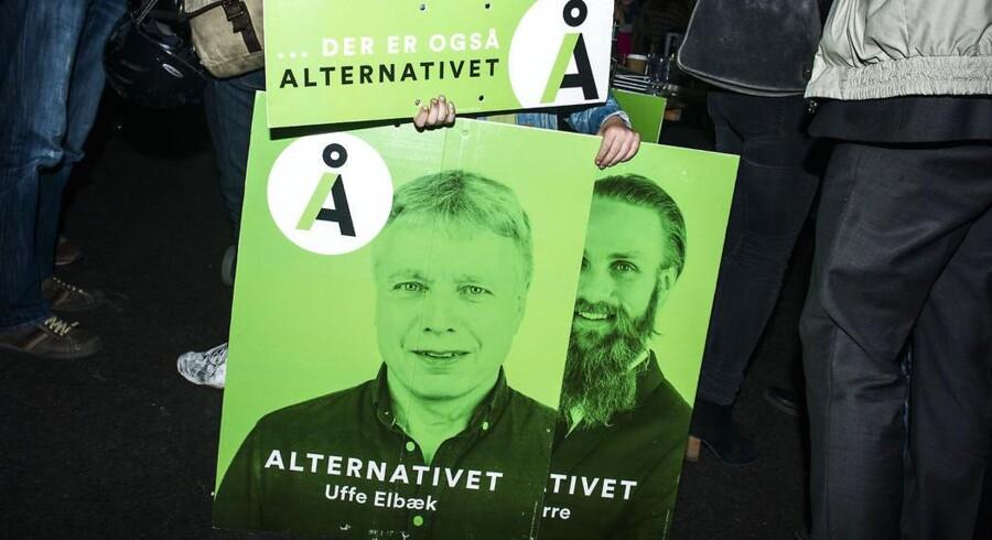 Valgkampen har fået tusindvis af danskere til at melde sig ind i et parti. Venstrefløjspartierne har især oplevet en tilstrømning af nye medlemmer, efter den blå valgsejr var en realitet. ARKIVFOTO.