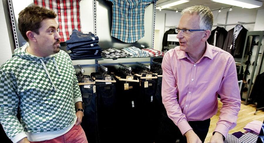 Din Tøjmand er modebranchens bedste til at give sine kunder en god oplevelse.