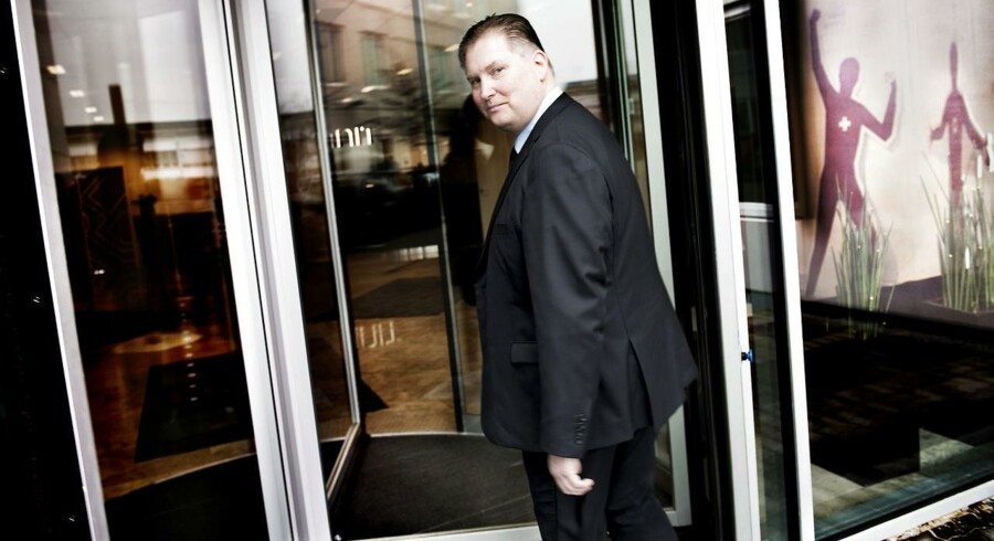 NNIT-CEO Per Kogut.