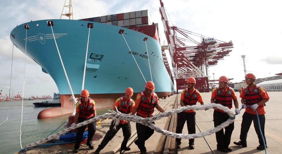 A.P. Møller-Mærsks containerrederi, Maersk Line, har indgået en hensigtserklæring med den russiske aluminiumsproducent Rusal, der er verdens næststørste af sin slags.