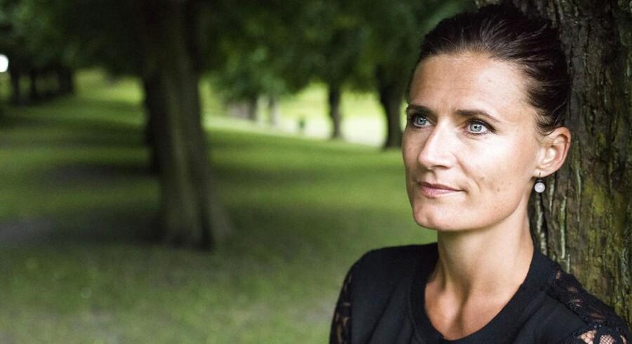Den populære tv-vært Sisse Fisker har valgt at stoppe på DR