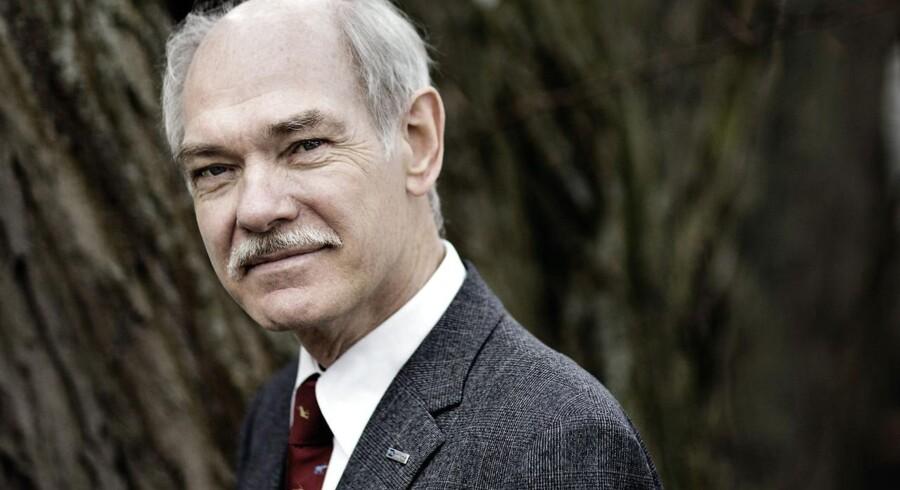 Jørgen Huno Rasmussen, formand for Tryghedsgruppen