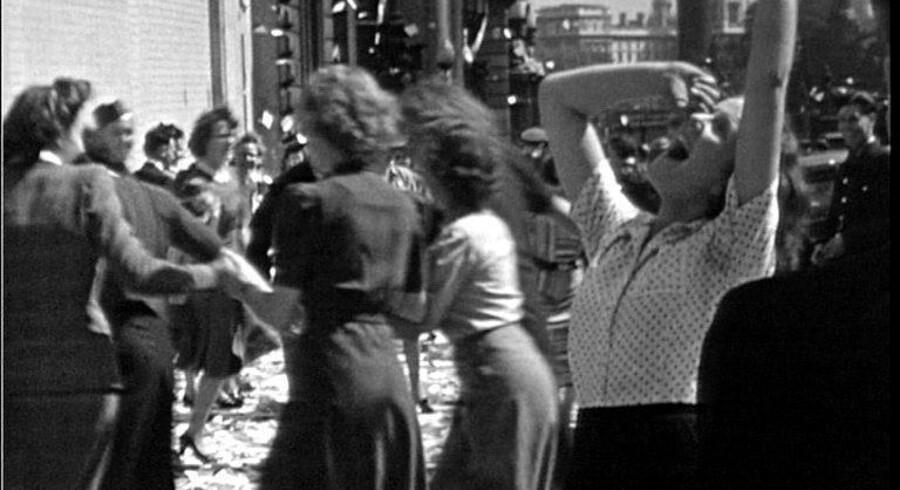 """Ken Loachs dokumentarfilm tager publikum tilbage til """"ånden fra 1945"""". Foto: PR"""