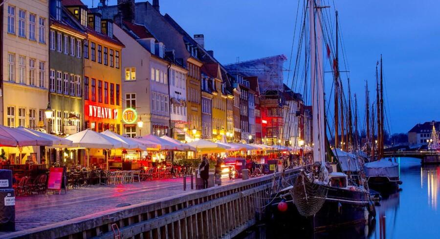 Endnu en gang er København placeret helt i top, når verdens mest attraktive byer kåres. Foto: Bax Lindhardt, Scanpix