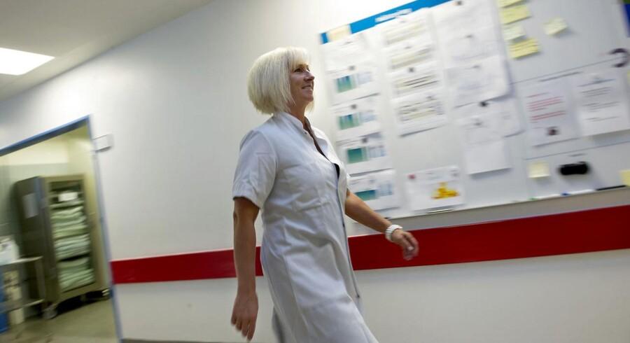 Vinni Breuning er direktør i Næstved-Slagelse sygehus og har øget produktiviteten gevaldigt de senere år.