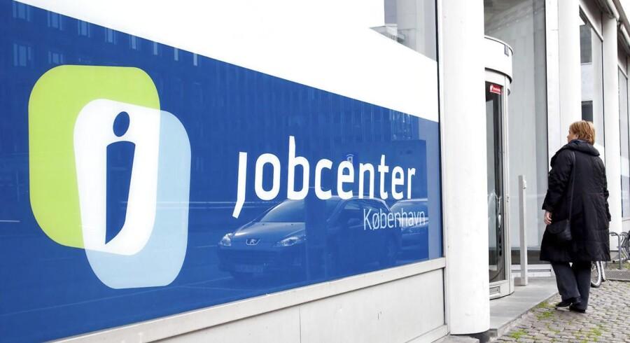ARKIVFOTO 2009 af Jobcenter i København- (Foto: Torben Christensen/Scanpix 2015)