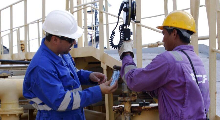 Energisektoren kan blive den store jobskaber over de næste år.