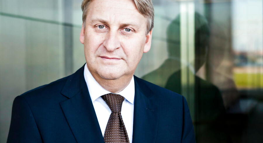 Topchefen hos revisionsgigaten PwC Mogens Nørgaard Mogensen kan glæde sig over et godt regnskabsår.