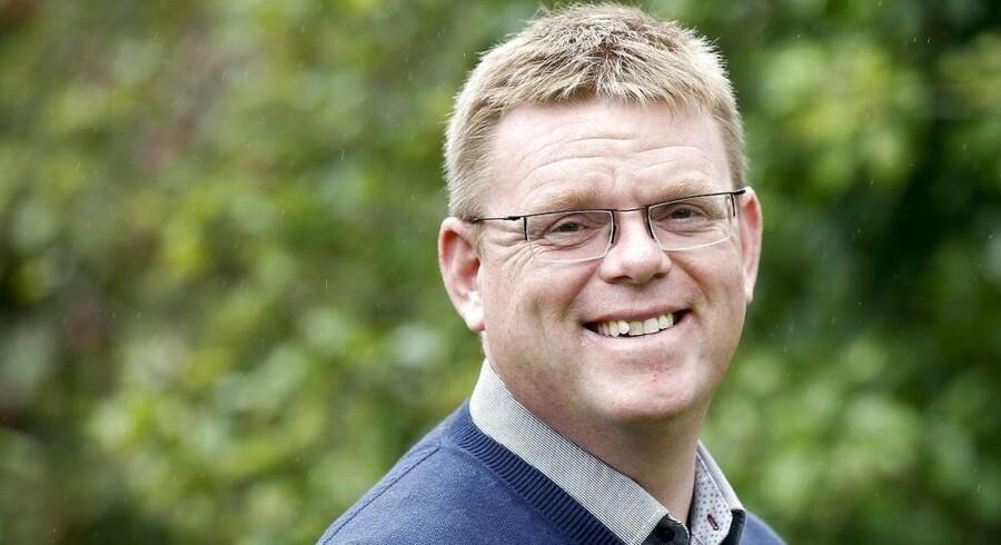 Folketingspolitiker Torben Hansen.