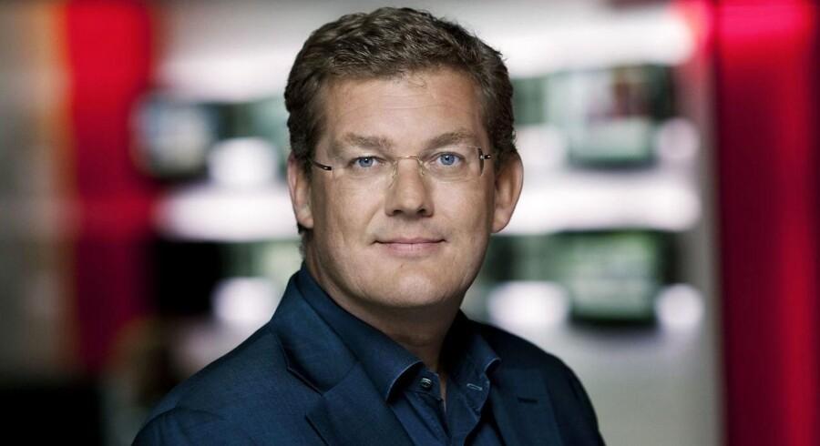 Jacob Nybroe bliver ny ansvarshavende chefredaktør for Jyllands-Posten, skriver JP/Politikens Hus i en pressemeddelelse. Han afløser Jørn Mikkelsen. (Foto: Miklos Szabo/Scanpix 2016)
