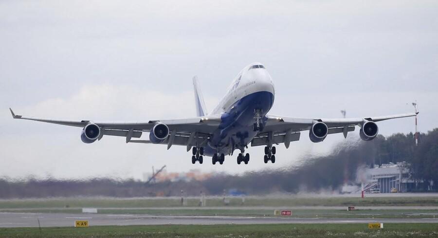 Transaero er Europas 14. største flyselskab målt på antallet af passagerer. Sidste år havde selskabet 13,2 millioner passagerer.