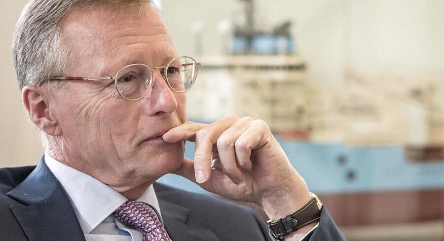Nils Smedegaard Andersen - administrerende direktør i Mærsk.