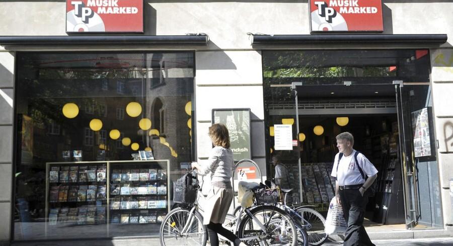 De traditionelle musikforretninger skal forny sig for ikke at gå helt i knæ. TP Musik gik konkurs sidste år, men tre af butikkerne genopstod i et nyt selskab og ligger i dag i København, Roskilde og på Frederiksberg.