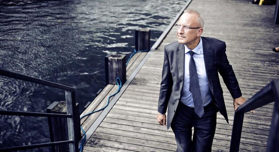 Beskæftigelsesminister Jørn Neergaard Larsen vil fortsætte reformkurs.