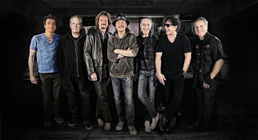 For første gang i 45 år genforenes nu størstedelen af Santanas klassiske Woodstock-lineup.