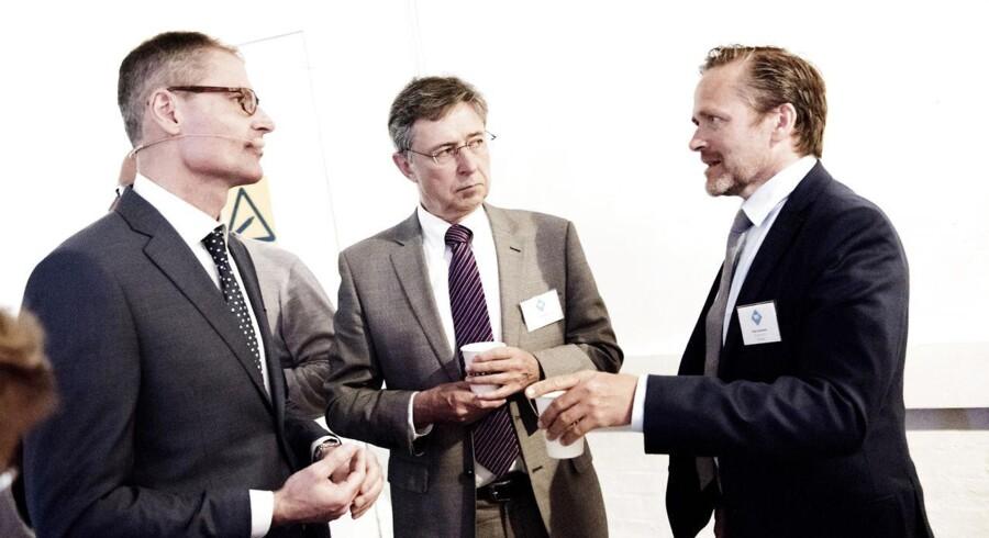 Ditlev Engel og Anders Samuelsen ved BIG Future 2025