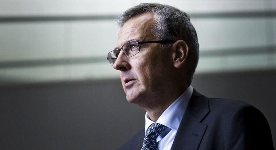 Her Claus V. Hemmingsen, Maersk Drilling CEO.