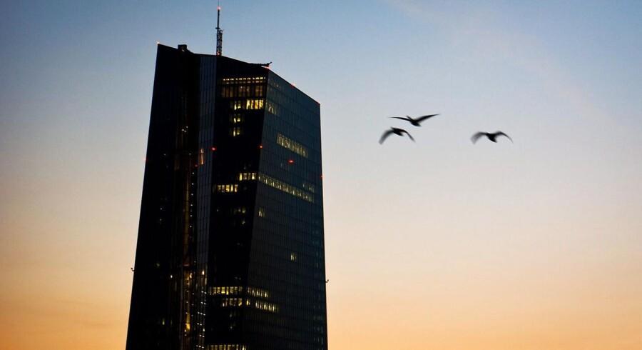 ECB i Frankfurt 26. august 2015