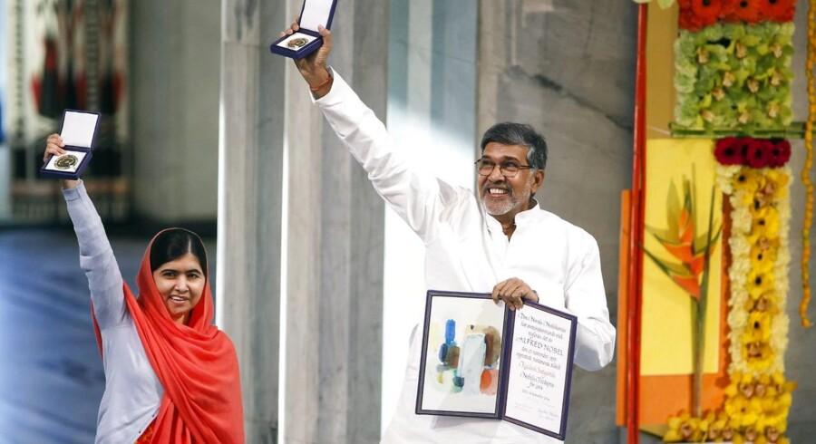Onsdag blev verdens mest eftertragtede pris, Nobelprisen, uddelt til personer, »som i det forløbne år har gjort menneskeheden den største nytte«. Se billeder fra overrækkelserne i Olso og Stockholm her.